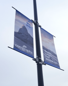 Vinyl Banners Pole Banners