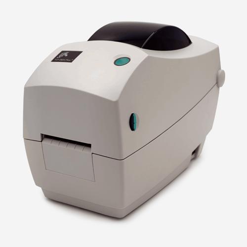 Zebra-TLP-2824-Plus-Oil-Change-Sticker-Printer
