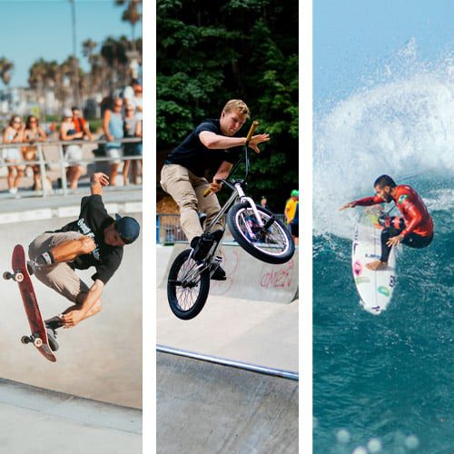 action-sports-industry
